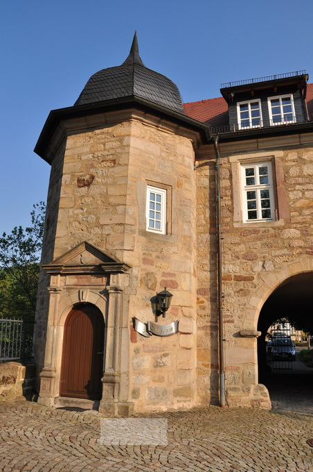 Treppenturm